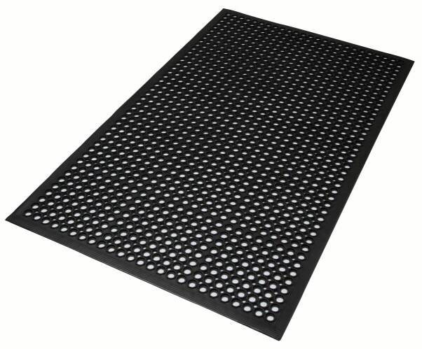 Cushion Light (Black) - 0.9 x 1.5m Mat