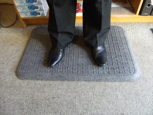 Stand up mat - Energise Mat